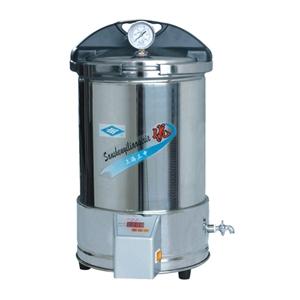 YX280手提式不锈钢压力蒸汽灭菌器(定时数控)(定时数控,不锈钢)