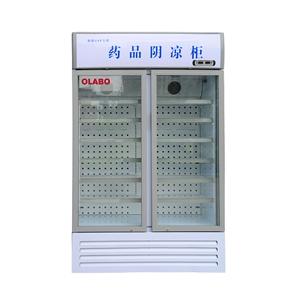 BLC-660,双开门8-20℃药品阴凉柜