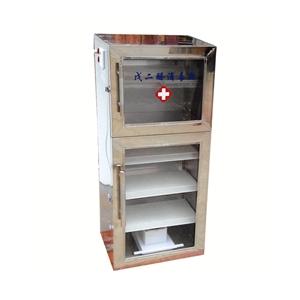 华良 HL-WZ180L-S 戊二醛医用消毒柜双开门组合款