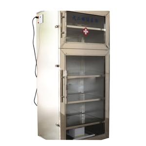 华良 H-G55型 医用不锈钢紫外线消毒柜