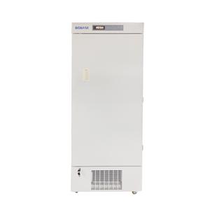 BDF-25V350直冷低温冰箱(-25℃立式350L低温冰箱)