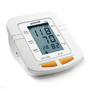 鱼跃 上臂式血压仪 YE660C(限时赠送电源适配器)