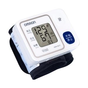 欧姆龙 手腕式血压仪 HEM-8613