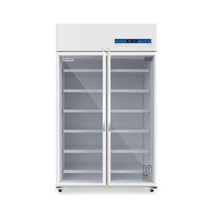中科美菱YC-1015L药品冷藏箱(1015L立式2-8℃药品试剂疫苗保存箱)