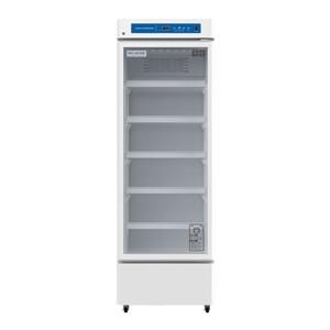 医用冷藏箱YC-330L立式侧开门(2-8℃  330L药品试剂疫苗冷藏箱)