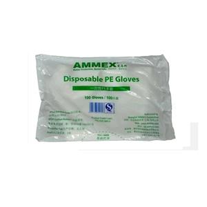 爱马斯 PGLOVE100C-2 一次性PE薄膜手套
