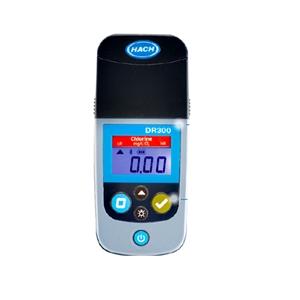 哈希HACH余氯测定仪 DR300