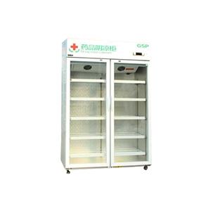 金偌药品阴凉柜LC--YG002(注塑门800升)