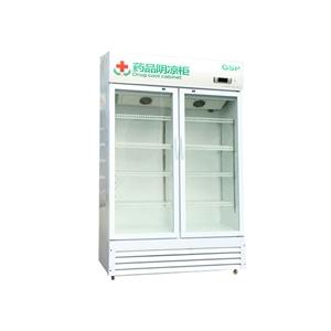 金偌药品阴凉柜LC--YG002(注塑门680升)