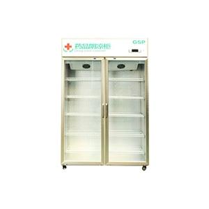 金偌药品阴凉柜LC--YG002(铝合金门800升)