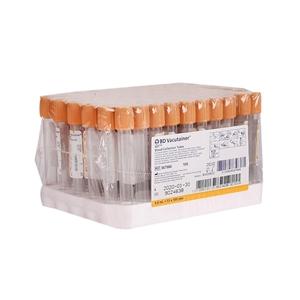 BD血清分離膠管 黃色頭蓋 促凝分離膠管 367986