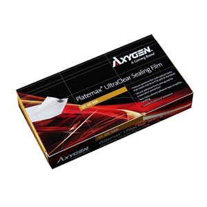 爱思进AXYGEN荧光定量专用透明封板膜UC-500