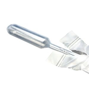 欧莱博  1ml巴氏吸管 塑料滴管 刻度吸管 独立包装