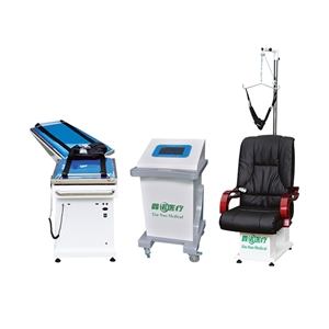 鑫诺医疗  XN-IIIB液晶屏四维颈腰椎牵引床