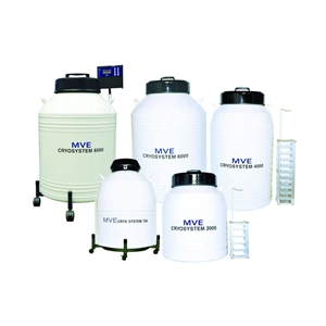 CryoSystem 2000 查特MVE细胞存储液氮罐