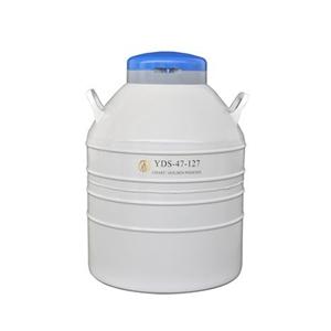 四川金凤YDS-47-127液氮罐(标配6个圆提桶)