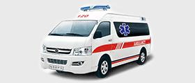 救护车设备清单