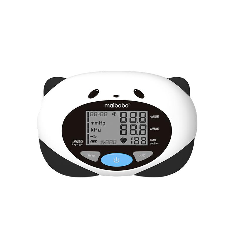 脉搏波 电子血压计 RBP-1200(儿童血压仪)(专为3-12周岁儿童设计,可存储200组记忆,大容量电池续航更持久)
